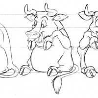 Cow turnaround
